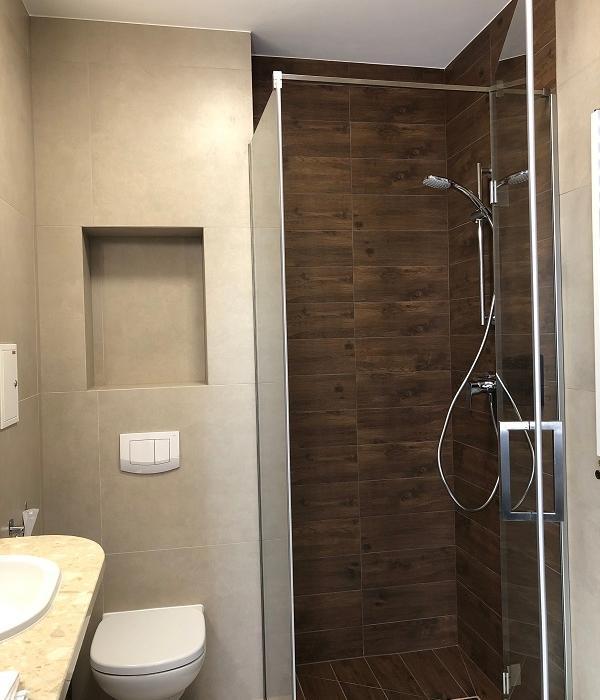 łazienka w pokoju hotelowym sleep comfort