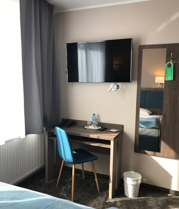 pokój hotelowy twin comfort