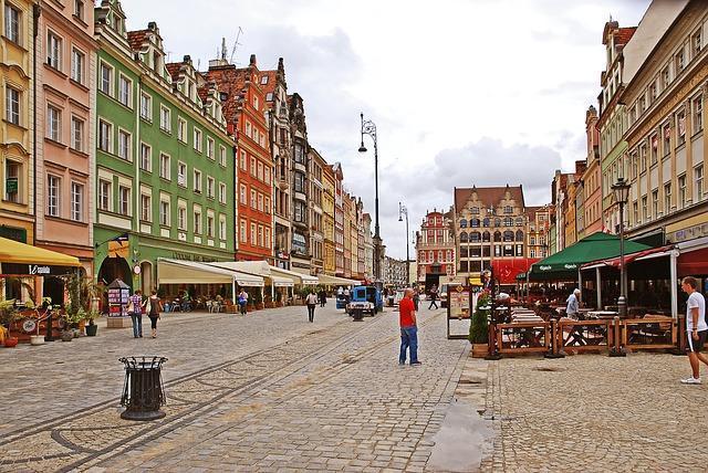 City break w Polsce? Wybierz się do Wrocławia!