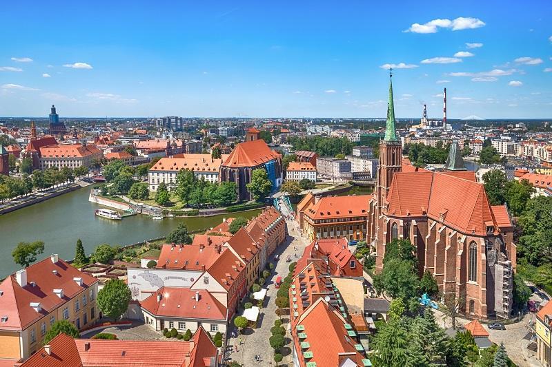 Wrocław lato