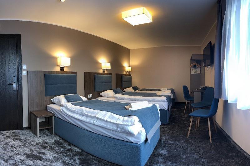 pokój trzyosobowy comfort