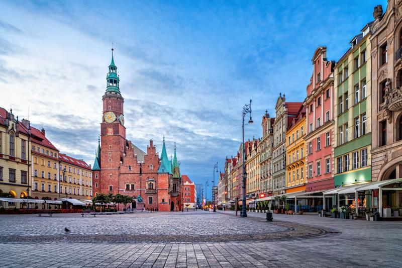 Wrocław dla seniorów