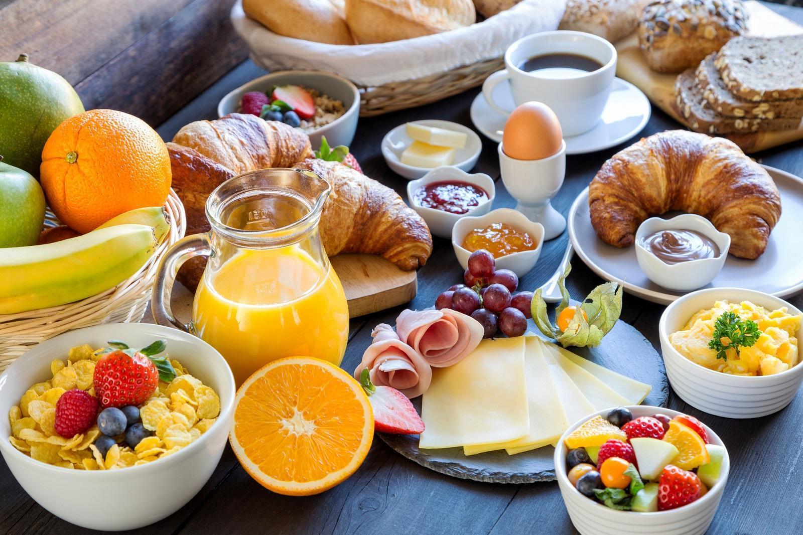 Rola wyżywienia w trakcie pobytu hotelowego