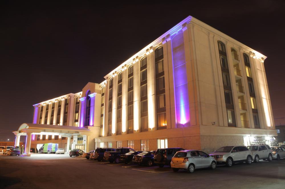 hotel z parkingiem