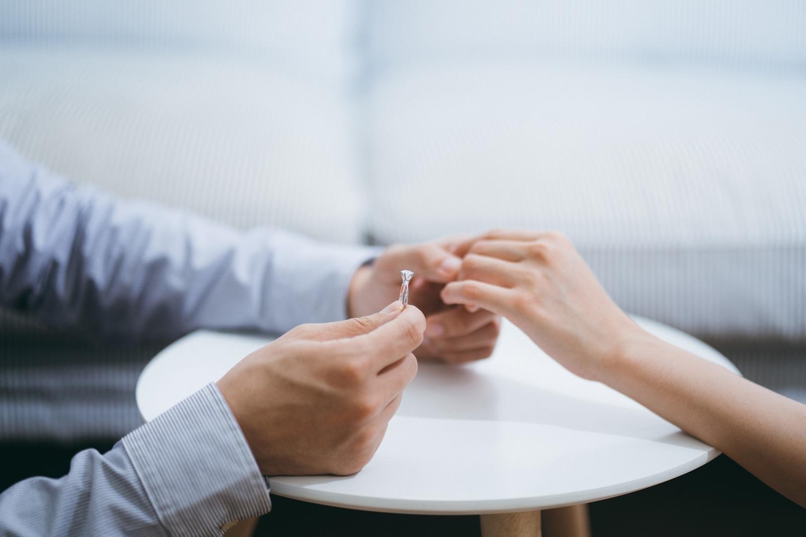 niezapomniane zaręczyny
