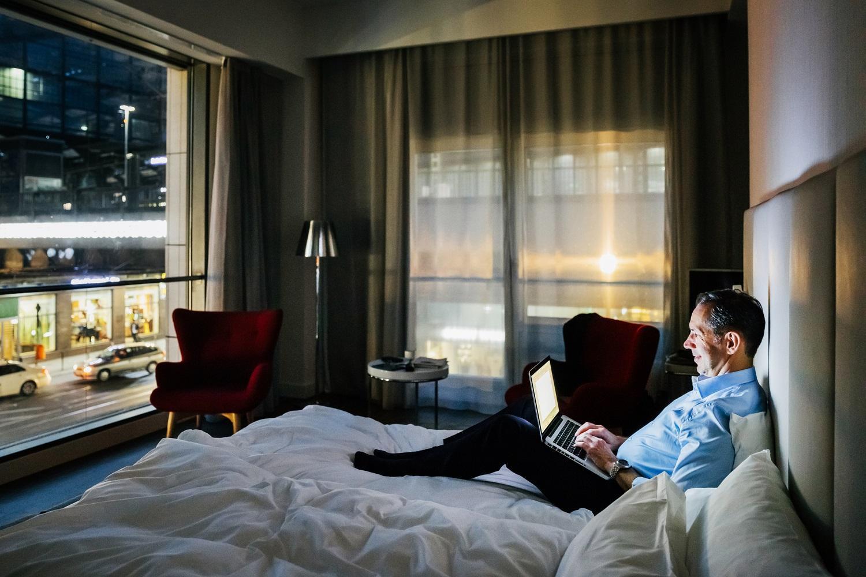 Wi-Fi in the hotel